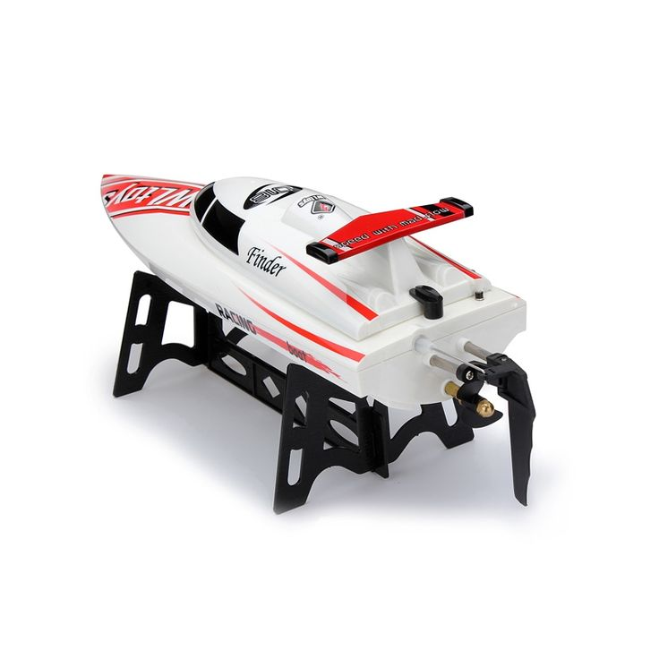 LANCHA RC WL911 HIGH SPEED RACING BOAT 2.4GHZ. 35cm. PVP - 39€ #RCTecnic #radiocontrol #juguetes #barcos #regalos