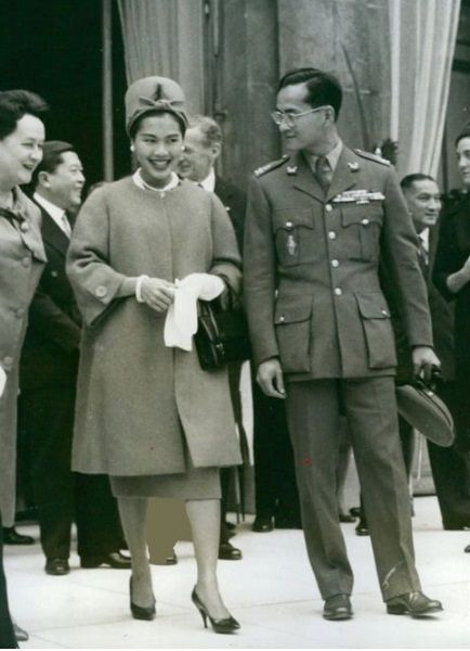 Long Live Their Majesties The King & The Queen Of Thailand.
