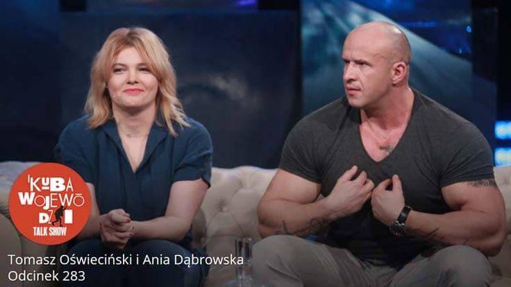 Kuba Wojewódzki – Odcinek 283 –  S23E07 – Tomasz Oświeciński i Ania Dąbrowska