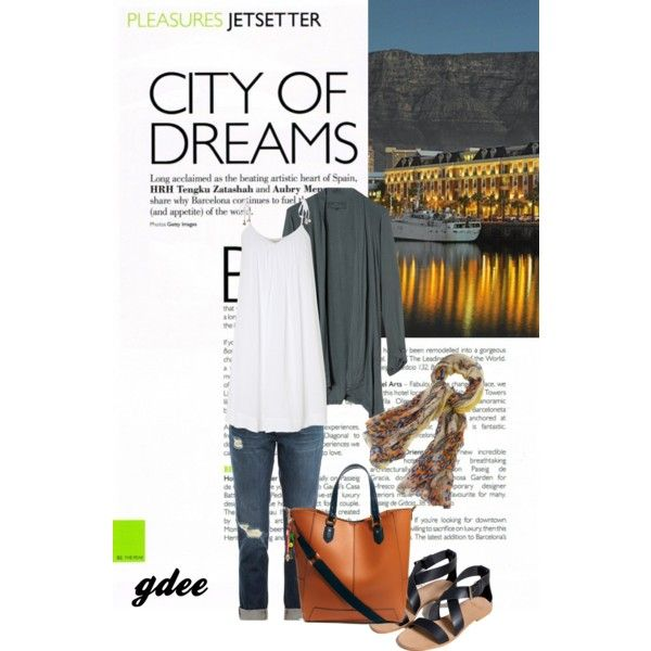 """""""I ♥ Cape Town"""" by g-dee on Polyvore"""