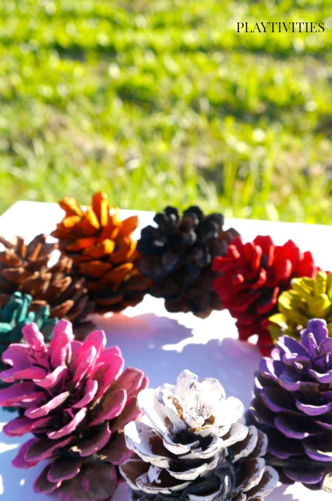 Best 20 pinecone crafts kids ideas on pinterest kids for Pine cone christmas ornaments for kids