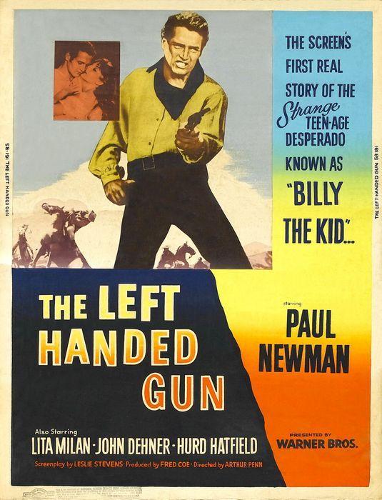 アーサー・ペン監督の左きゝの拳銃という映画