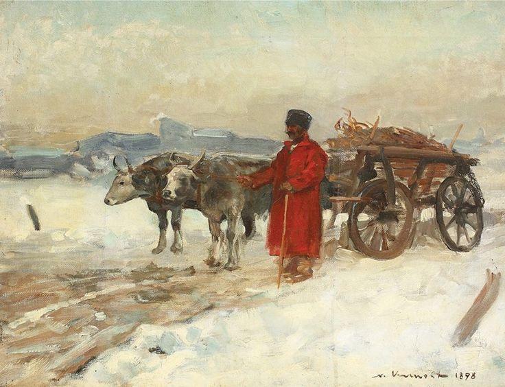 Popas- Nicolae Vermont