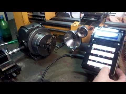 Rotary Table indexer/ Division controller - YouTube