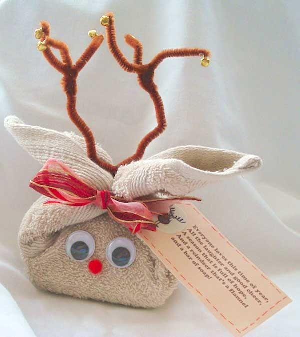 17 best christmas gift ideas on pinterest diy christmas for Cute homemade christmas gift ideas for friends