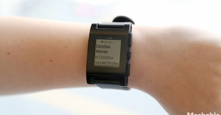 Pebble Smartwatch to Get Its Own App Store in Early 2014