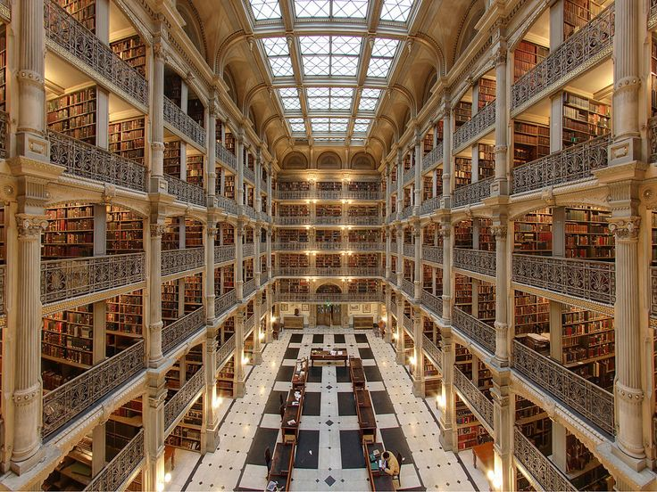 Frank & Oak   7 of the Most Beautiful Libraries in the World ...