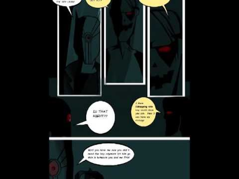 Almighty-Eye The Return of A Nemesis comic
