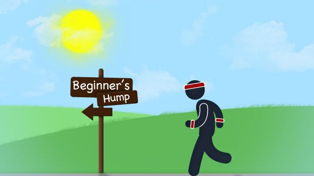 How I Got Over the Jogging Beginner's Hump