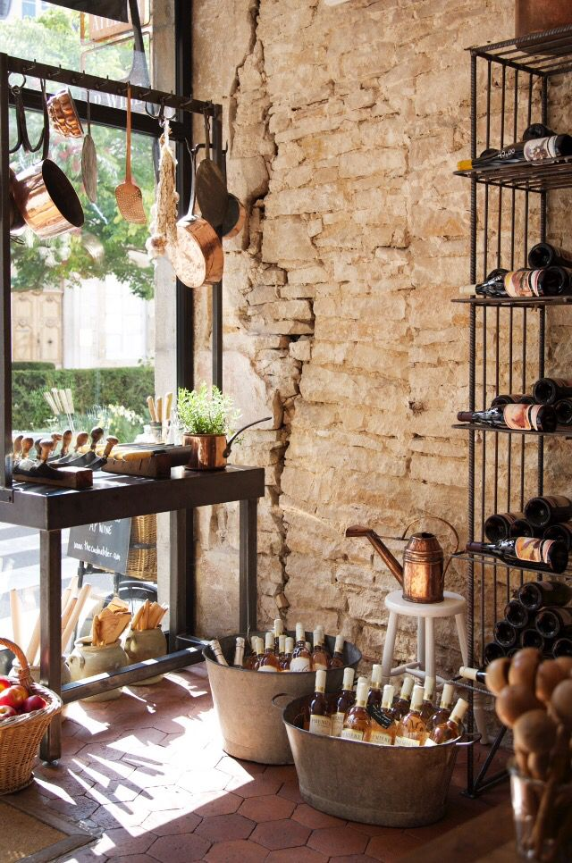 Speaking of our Wine Shop at The Cook's Atelier, it's darling! We feature small winemakers in Burgundy and other regions of France, Germany and Italy. We know every winemaker personally and their unique story. Our wines and winemakers are featured during our cooking classes, workshops + seasonal suppers. Did anyone say tastings and dinner in the Wine Shop?! Just look for the vintage copper hanging in window.#thecooksatelier #neighborhoodwineshop #Burgundy #France #wine…