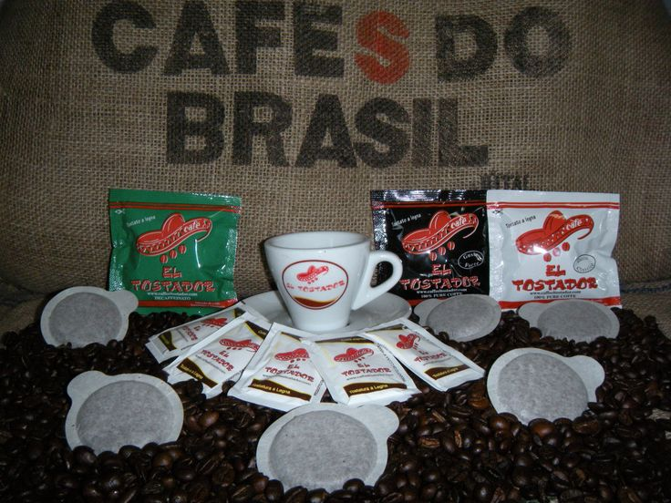 Caffè el tostador Classic Capsule/dosettes Caffè el tostador with sugar and accessories. #caffe #coffee #espresso #napoli