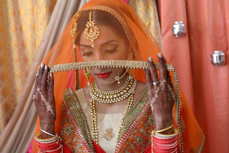 Mehndi Flower Chadar : Indian sikh wedding bride bridal attire pinterest