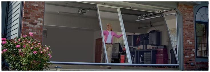 37 Best Garage Screen Door Images On Pinterest Garage Door Screens