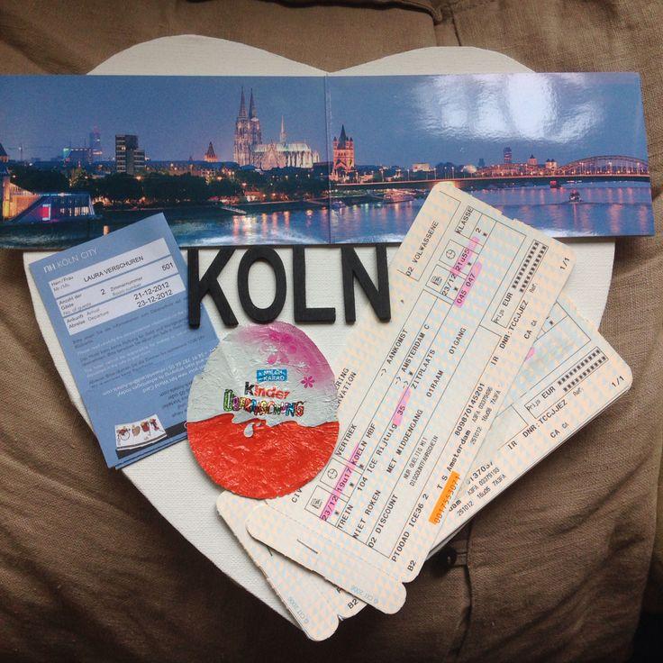 For my travel trip to koln Germany
