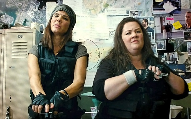 The Heat - April 5th -  Sandra Bullock and Melissa McCarthy.  Omg, I HAVE to see this!