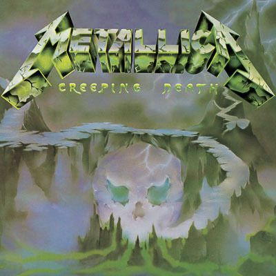 """Creeping Death"" Single Released - Metallica"