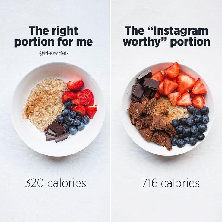 Postar fotos de comida pode te fazer comer mais, diz influencer