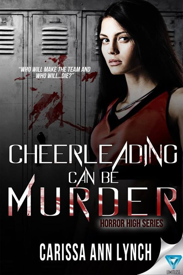 Mythical Books: a game of life or death - Cheerleading Can Be Murder by Carissa Ann Lynch
