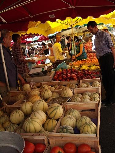 Cavaillon market
