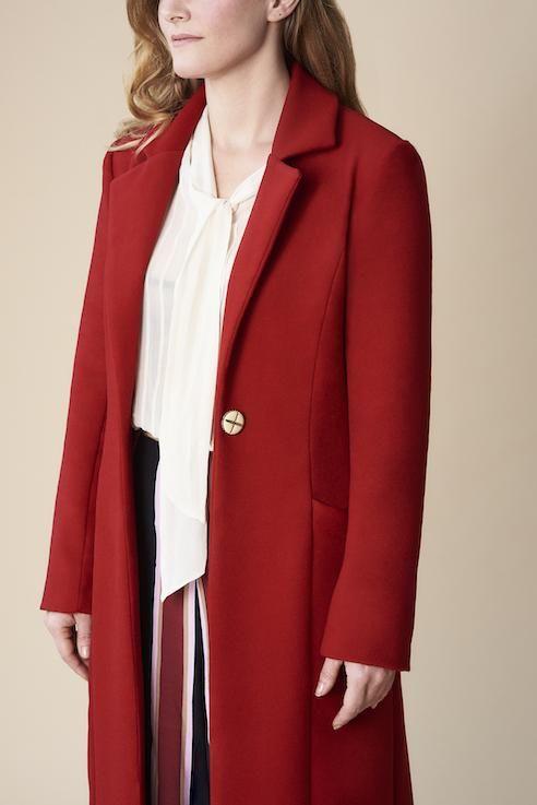 Rumana Coat – By Hand London