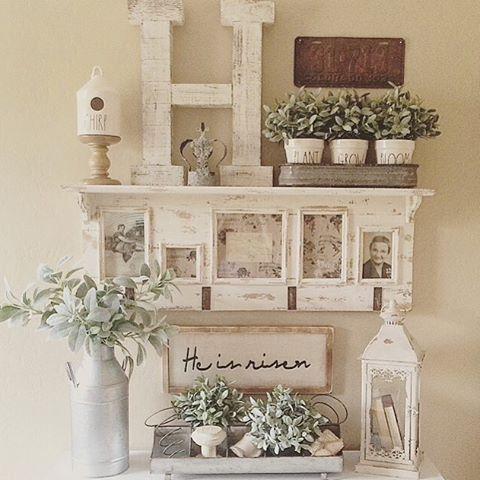 simple farmhouse decor