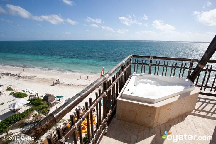 The Preferred Club Master Suite at the Dreams Riviera Cancun Resort & Spa - All Inclusive