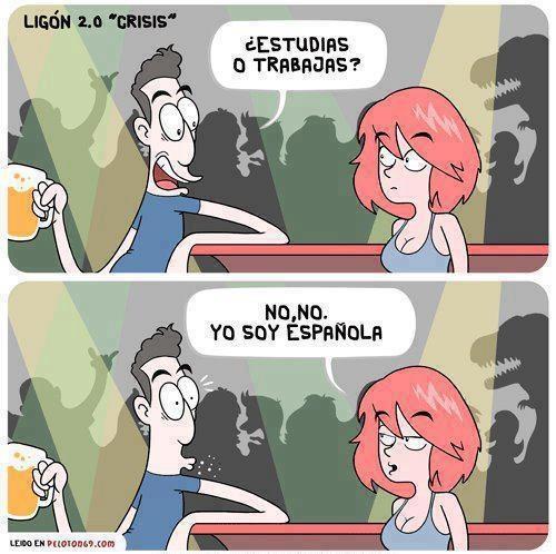 Nueva forma de ligar en España (repinned by @ricardollera)