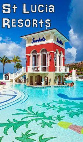 Sandals Grande St. Lucian - The Best of the Caribbean St Lucia All Inclusive Resorts The top All Inclusive resorts and travel ideas for your next St Lucia Vacations, Travel the Caribbean with style. #St Lucia #caribbean