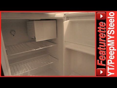Best Cheap Mini Fridge With Freezer in Small Dorm Room Refrigerator Size by Kenmore For Sale