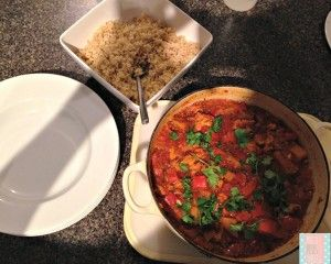 Jamie Oliver's Pukka Jalfrezi converted for the thermomix
