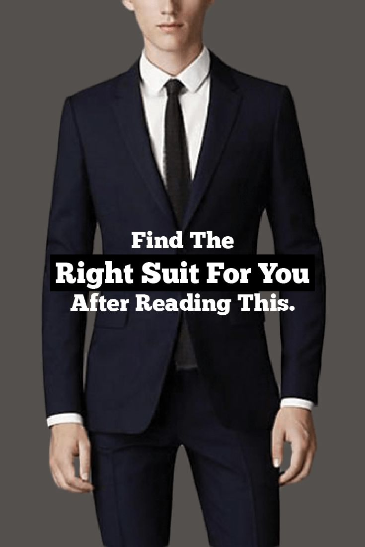Mens Suits Guide. Follow @theunstitchd for Daily Mens Style Guide