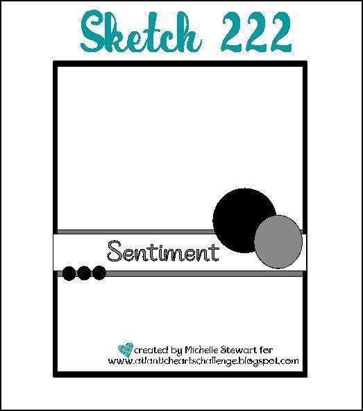 Atlantic Hearts Sketch Challenge    Sketch # 222