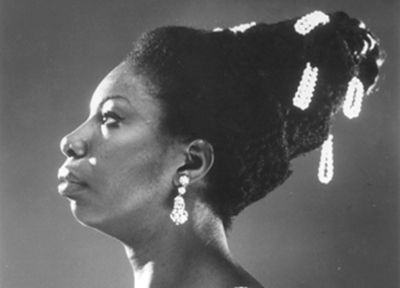 Nina Simone---She earned the moniker 'High Priestess of Soul' for she could weave a spell so seductive and hypnotic that the listener lost track of time and space as they became absorbed in the moment.