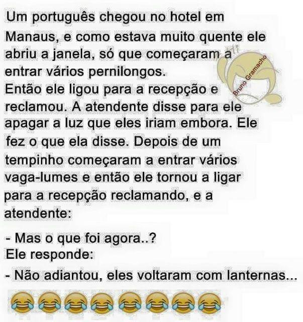 """Acho que o português vai passar a noite """"em claro""""! kkkk Veja o post completo: http://zapzapdazoeira.blogspot.com.br/2016/01/o-portugues-e-os-mosquitos.html#sthash.LGZEw5qw.dpuf   #whatsapp   #zzz   #humor   #piada"""