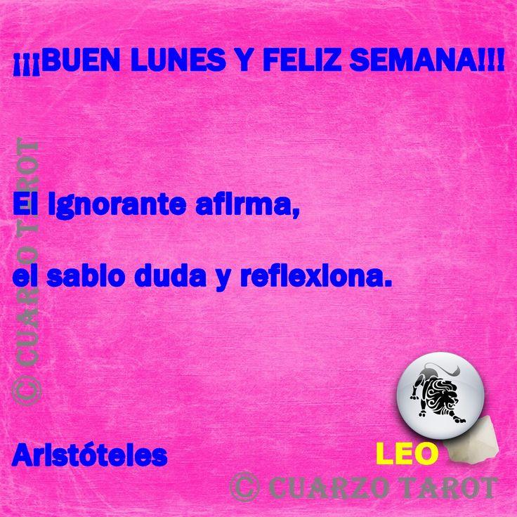 Leo Lunes 11 de Abril, 2016  LEO Buen lunes y feliz semana, #FelizLunes atento a los consejos de una persona antes de tomar decisiones o hacer gestiones o desplazamientos, todo relacionado con un vehículo. Calma.