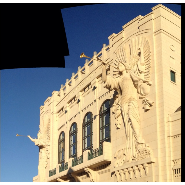 Bass Hall  Fort Worth Texas. April 2012
