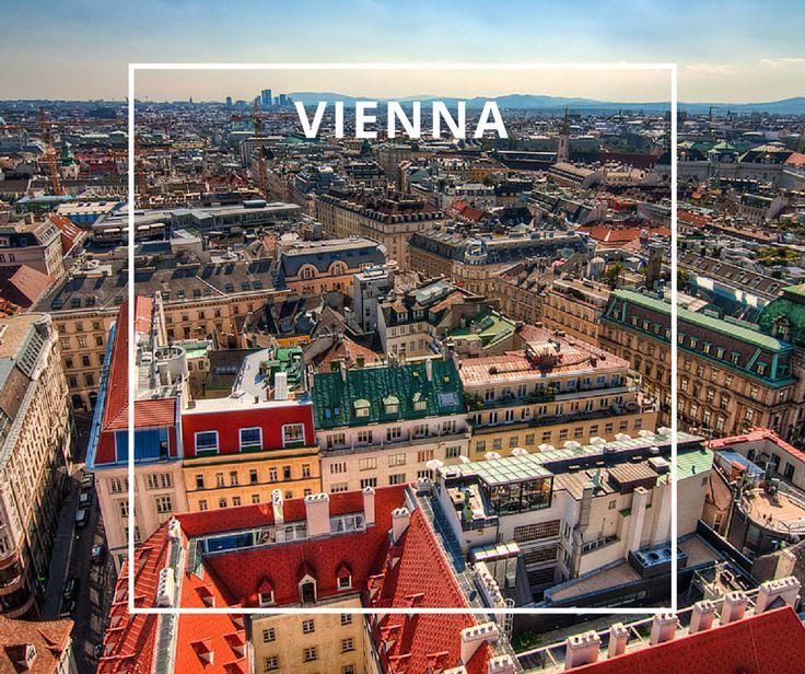 Vienna Copyright Miroslav Petrasko. One of your best destinations in Europe. More inspiration on www.europeanbestdestinations.org #Travel #Europe #Europeanbestdestinations #Vienna