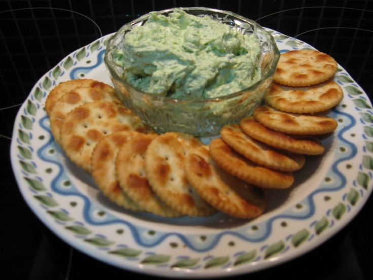 Domestic Diva: Philly Herb Dip