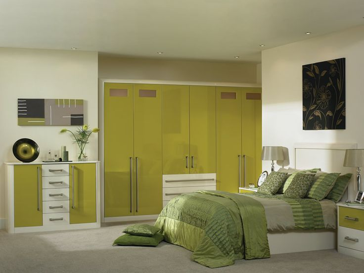 Venice Fitted Bedroom Showing Fitted Wardrobes Bedside Cabinets And Fitted Bedr With Images Fitted Bedrooms Bedroom Furniture Sets Simple Bedroom