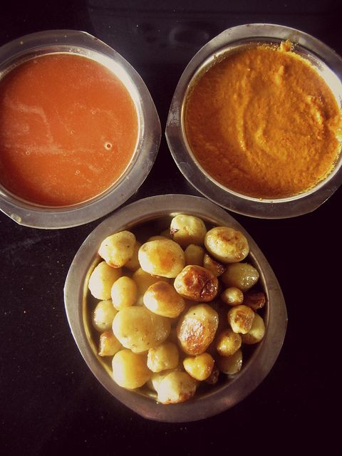Kashmiri Dum Aloo | North Indian Side Dishes