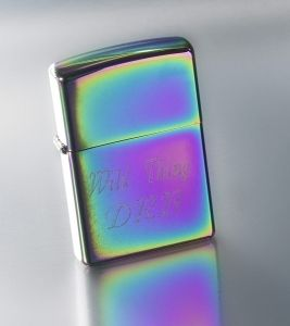 Great Unique Personalized Gift Ideas. Personalized Zippo Spectrum Lighter http://www.greatuniquegiftideas.com/product/personalized-zippo-spectrum-lighter/ Check more at http://www.greatuniquegiftideas.com/product/personalized-zippo-spectrum-lighter/