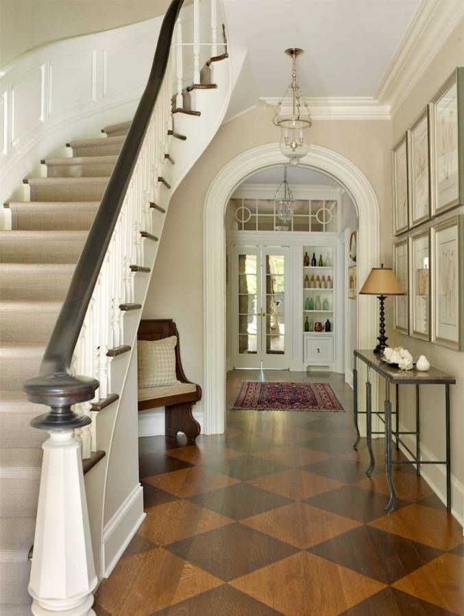 Fabulous floor and millwork; Austin Patterson Disston Architect