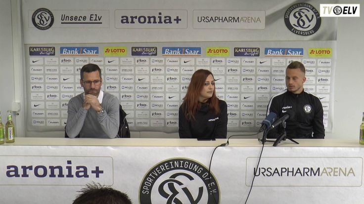 #TV #Elv // #Pressekonferenz   #SV #Elversberg #vs. #FC #Homburg / 18.02.17  #Saarland 25. #Spieltag #in #der #Regionalliga Suedwest: #Zum #ersten Pflichtspiel 2017 #erwartet #unsere #Elv #direkt #ein #besonderes Spiel: #das Saar-Derby #gegen #den #FC Homburg! #Die #PK #vor #der #Partie #mit #Coach #Michael #Wiesinger #und #Maximilian Oesterhelweg. #Neunkirchen #Saarland http://saar.city/?p=43288
