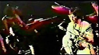 Frank Zappa and John Lennon at the Fillmore East