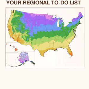 April 2013 Gardening To Do List: Zone 5