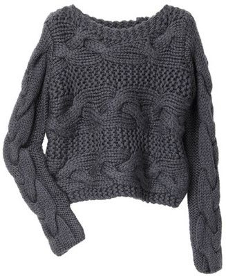 SASS&BIDE The Trademark Knit