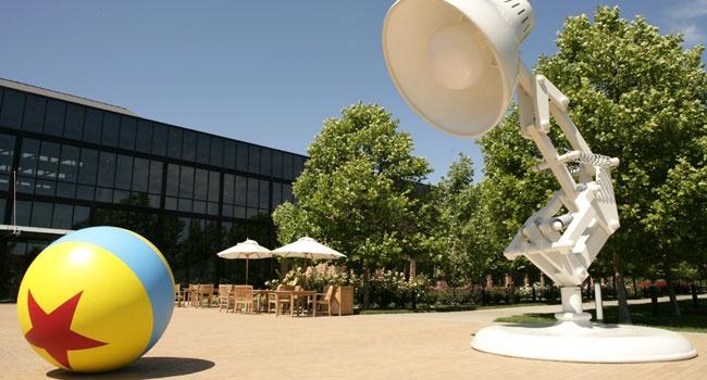 Dossier sur les studios Pixar.