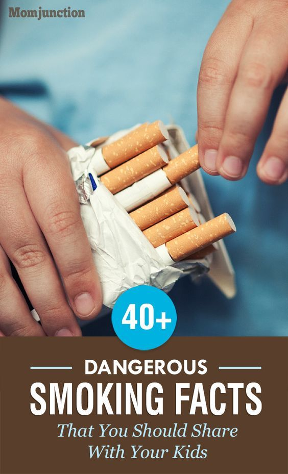 40+ Dangerous Smoking Facts That You Should Share With Your Kids: facts about smoking that you can share with your kids. Have a look at them below!
