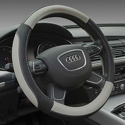 SEG Direct Microfiber Leather Auto Car Steering Wheel Cover #leather #steeringwheel #steeringwheelcover The make that has been given to this item is from a microfiber leather that is smooth and durable. These are also skid proof, heat resistant and also stable all the time. it gives you a healthy and eco-friendly use.