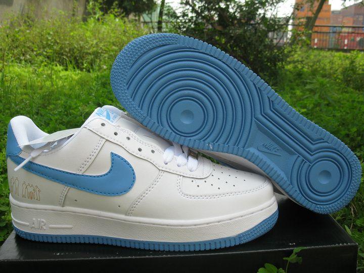 Nike Air Force 1 Calzado Blanco